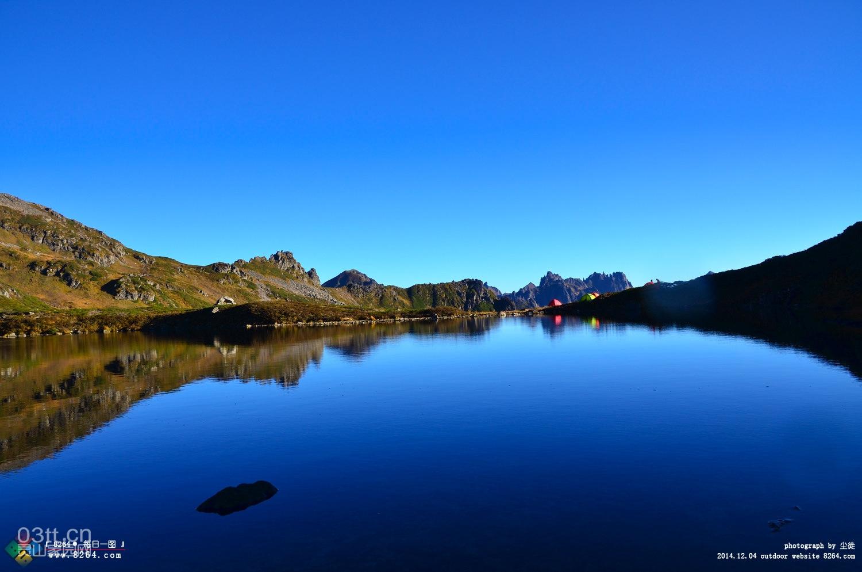 2014年10月3日,位于云南省怒江州兰坪县境内的碧罗雪山,海拨3951米
