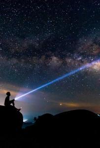 带你看东山的星星