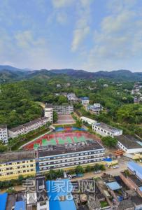丰塘镇航拍VR全景