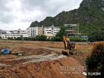 施工已有数月,一江两岸排污管的工程进度终于到这儿了!