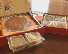 名优特产推介:灵山县沙坪贵妃王食品厂蟹黄月饼、冬蓉月饼
