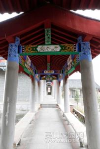 【邓氏宗祠】灵山竟然有如此精美的宫殿式建筑!