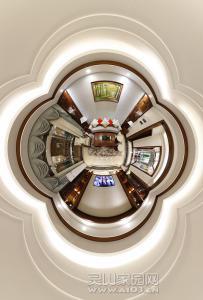 六和城样板房VR全景