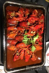 灵山小龙虾