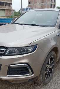 代友卖2017年众泰T600,手动1.5T,车况精品无事故无泡水,新车落地九万多,现售5.X万