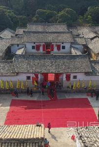 中国美丽休闲乡村—灵山县马肚塘村