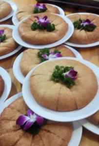 黄金大饼,美,好吃