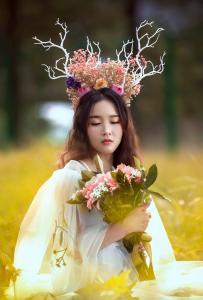 灵东水库《美丽的小公主》