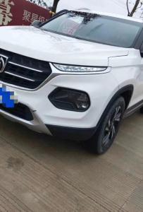 2017年3月,宝马的表弟--SUV宝骏510,1.5手动豪华版,裸车69800那款