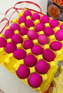 送白菜红鸡蛋