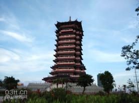 欽州市和諧公園游見