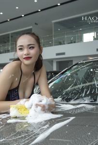 快乐洗车工